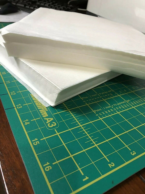 Pre Cut 37g 20cm x20cm Embroidery Stabiliser Backing Medium Squares, Gunold 1640