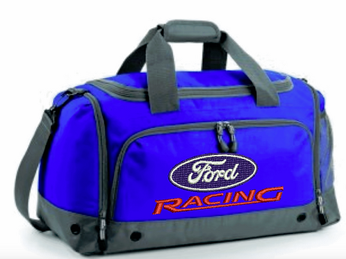 Personalised Ford Holdall Boot Tidy Bag Gym Bag, Shoe Bag Cleaning Equipment Bag