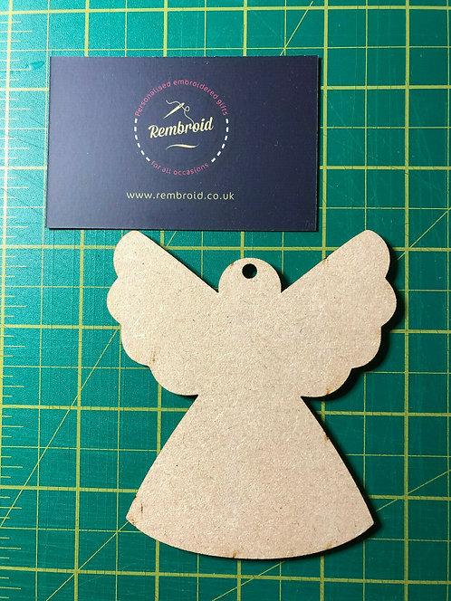 Wooden Christmas Angel