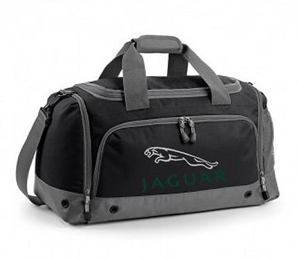 Personalised Jaguar Holdall