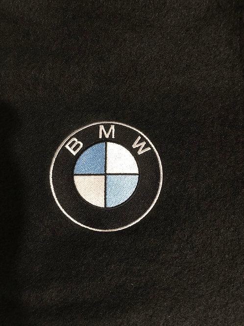 Personalised BMW Fleece Blanket