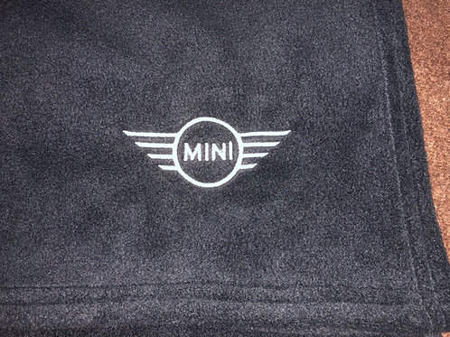 Personalised Mini Fleece Blanket