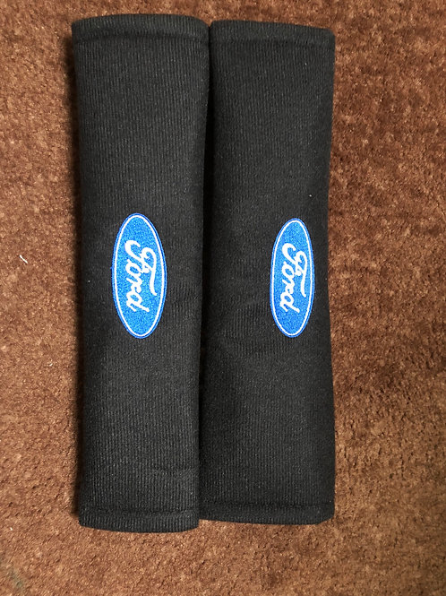 Personalised Ford Seat Belt Pads