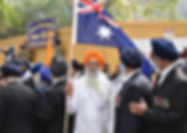 Sikh Regiment's Recognition in Gallipoli with Anzacs