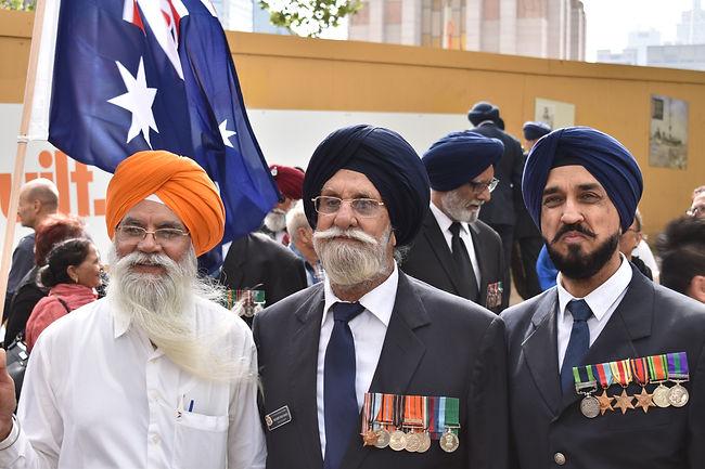 Fight or Flight - Brave Sikhs