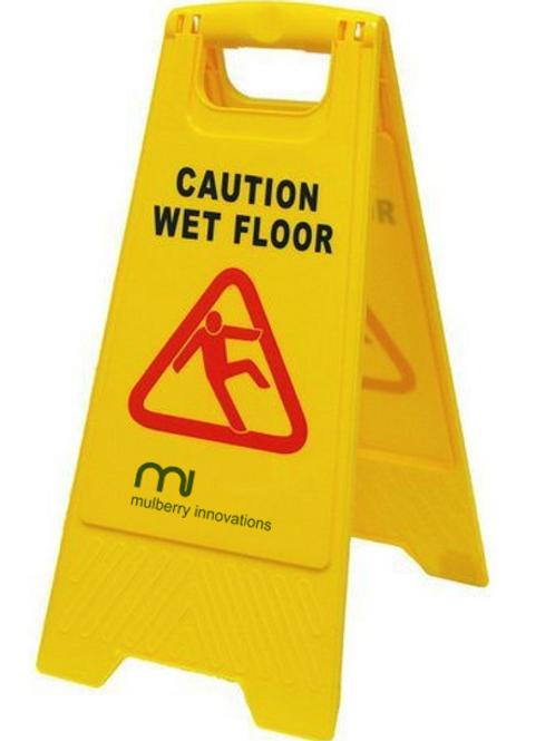 MI Safety Floor Signs