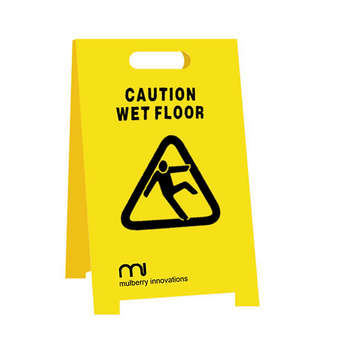 MI Corex Safety Floor Signs