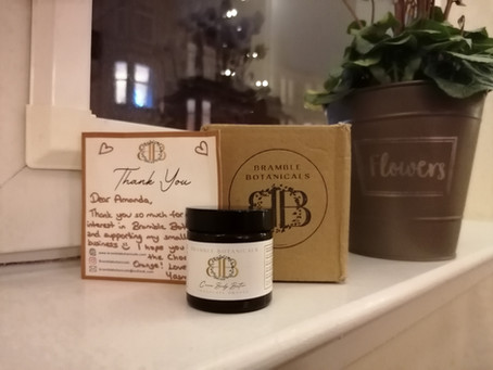 Let's Talk: Body Care - Bramble Botanicals Review