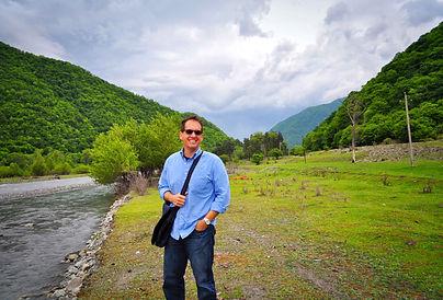 David Kelm in the Republic of Georgia