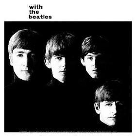 The Beatles Album The Beatles Sticker