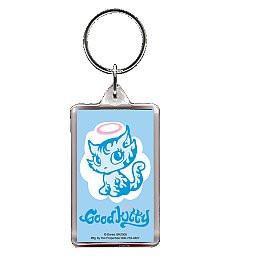 Good Kitty Keychain