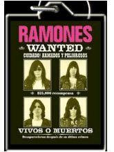 The Ramones Keychain #2 Most Wanted