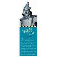 The Wizard of Oz Bookmark Tin Man