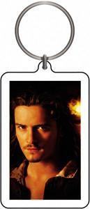 Pirates of the Carribean Keychain-Will Turner Keychain