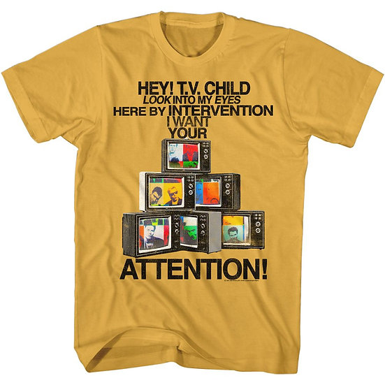 DURAN DURAN T-Shirt / 90'S 80'S NEW WAVE 'HEY TV CHILD' TELEVISIONS' ROCK TEE