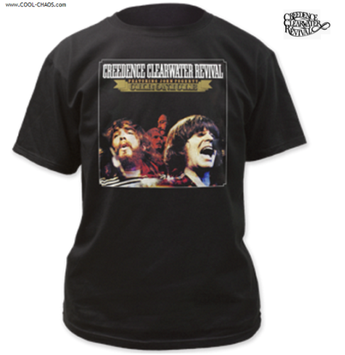 Creedence Clearwater Revival T-Shirt / CCR featuring John Forgerty Rock Tee