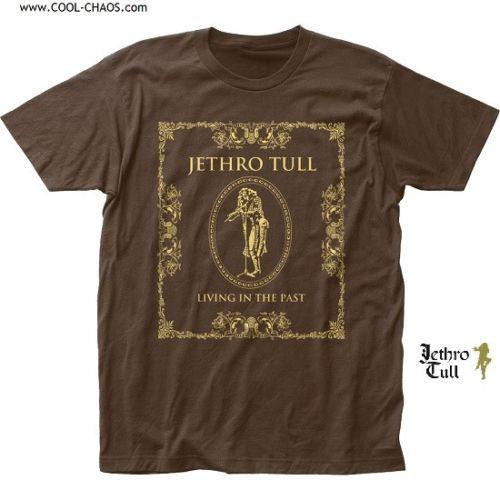 Jethro Tull T-Shirt / Jethro Tull Living in the past Rock tee