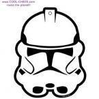 Star Wars Storm Trooper Air Freshener