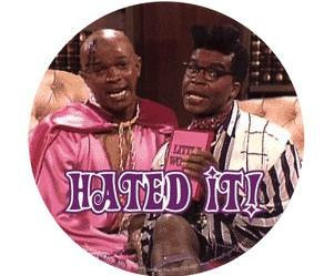 Men on Film Hated It Sticker In Living Color