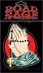 Pray Rosary Air Freshener