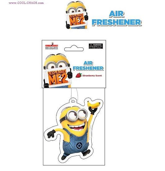 Despicable Me 2 Minion Air Freshener