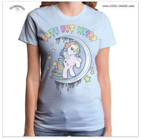 My Little Pony T-Shirt / My Little Pony 'Stay Weird' Tee