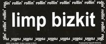 Rollin Limp Bizkit Sticker