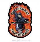 Fear the Reaper Biker Sons of Anarchy Sticker