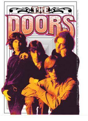 Psychodelic Doors Sticker