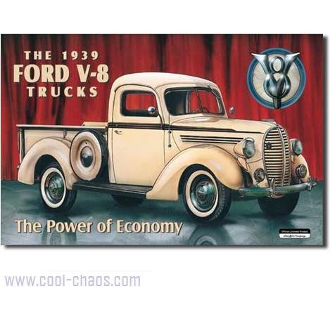 1939 Ford Pickup Sign