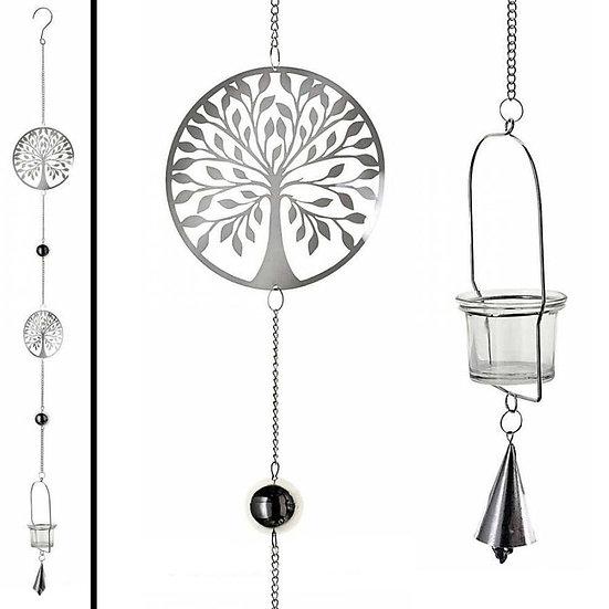Mystical Magical Tree of Life Dreamcatcher Tealight Decoration
