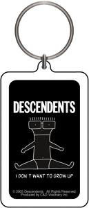 Descendents Keychain