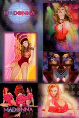 Madonna Magnets