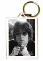 Legend John Lennon Keychain