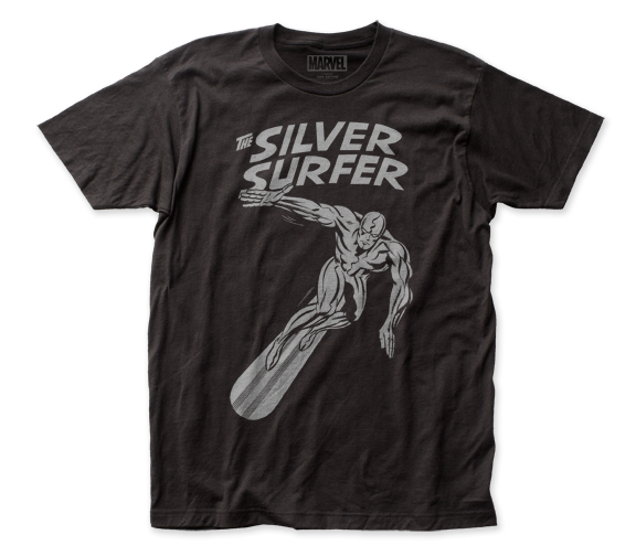 The Silver Surfer T-Shirt / Marvel Comics Parable Silver Surfer Tee