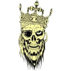 Corpse King Pirate Sticker