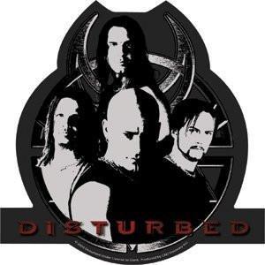 Group Disturbed Sticker