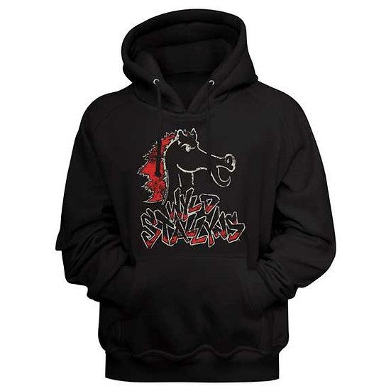 Bill & Ted Hoodie / Wyld Stallions 80's Movie Hooded Sweatshirt
