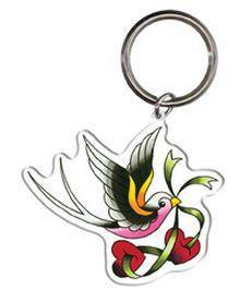 Love Bird Keychain