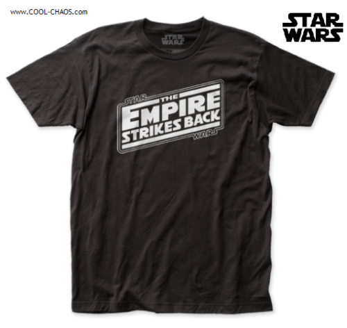 STAR WARS T-SHIRT / Star Wars THE EMPIRE STRIKES BACK Movie Throwback
