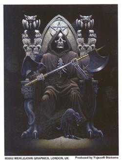 Deliverance Reaper Sticker