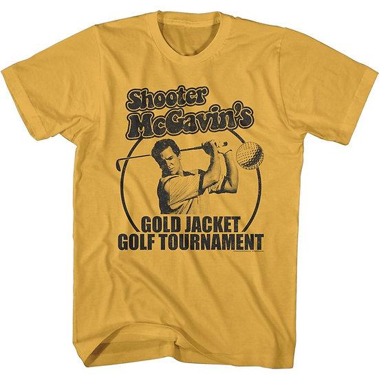 Happy Gilmore T-Shirt / Shooter McGavin Golf Golf Tourney Movie Tee