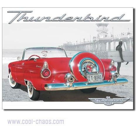 Ford Thunderbird Sign