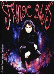 Jim Morrison When you're Strange The Doors Sticker