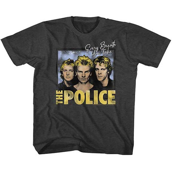 THE POLICE T-Shirt / 80S EVERY BREAT Kids Tee