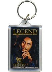 Legends of Rock Bob Marley Keychain