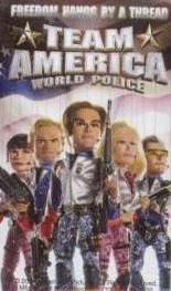 Team America Keychain