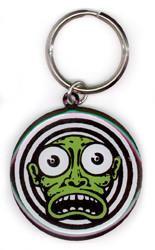 Green Dude Keychain