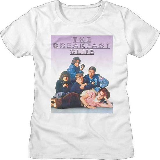 The Breakfast Club T-Shirt / 80s John Hughes Movies Juniors Tee