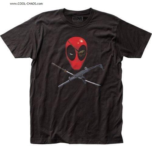 Deadpool T-Shirt / Deadpool Pirate Tee